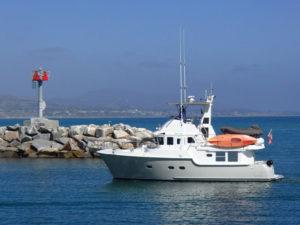 Nordhavn Yacht San Diego